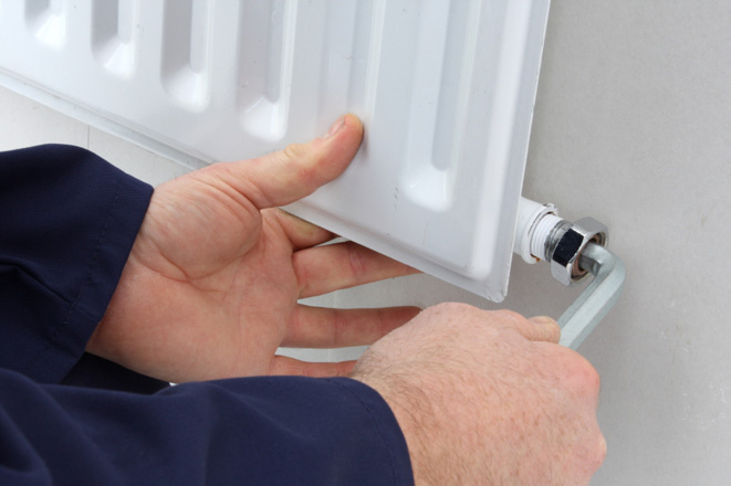 Install Gas Central Heating