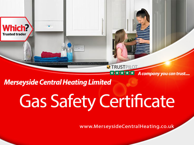 Liverpool Gas Safety Certificate
