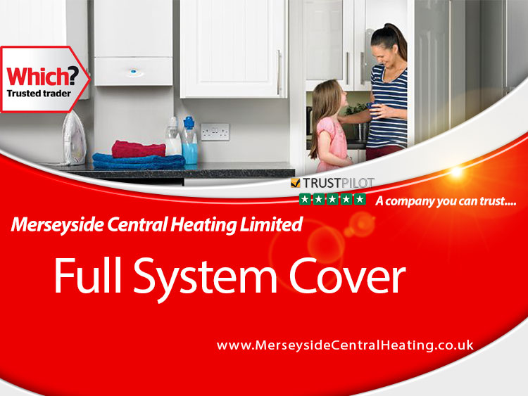Home Central Heating System Cover